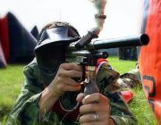 Paintball centrum